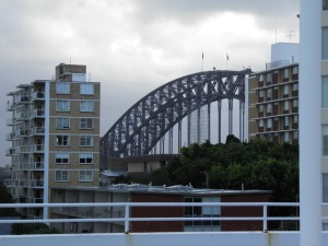 Harbour Bridge from Kirribilli