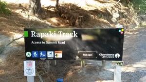 Rapaki Track