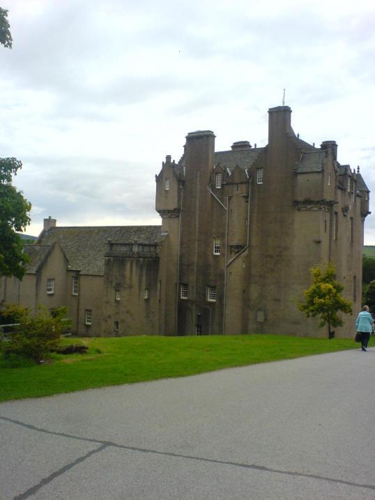 Crathes Castle, Grampian