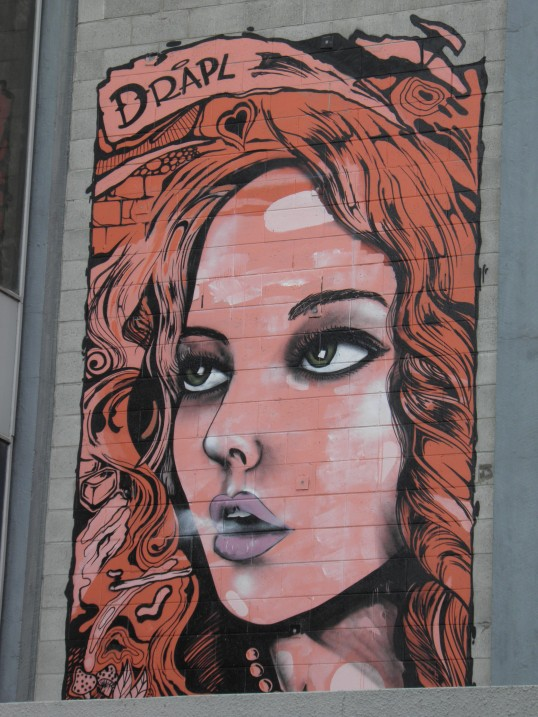 Face, Drapl, Hereford St YMCA