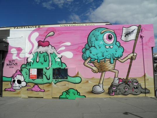 Buff Monster, Durham St