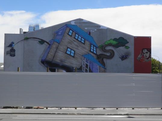 Wongi Wilson, Manchester St
