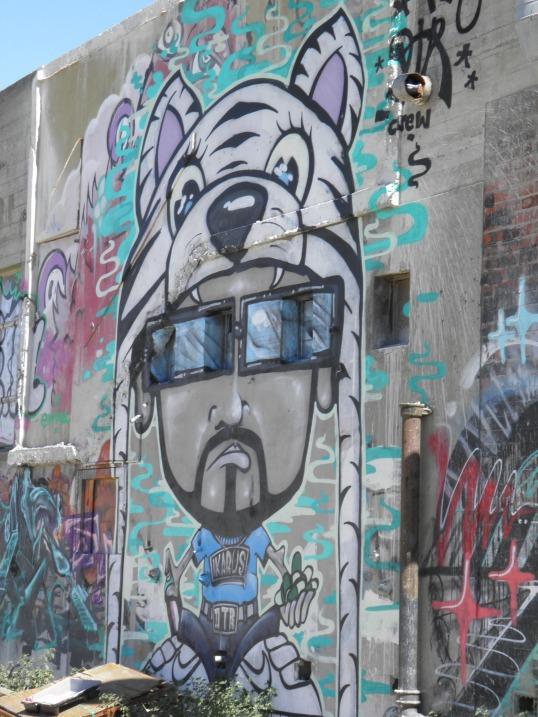 Artist Unknown, Welles St