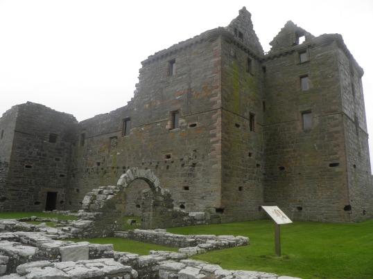 Noltland Castle, Westray