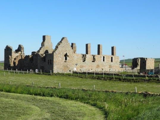 Earl's Palace, Birsay