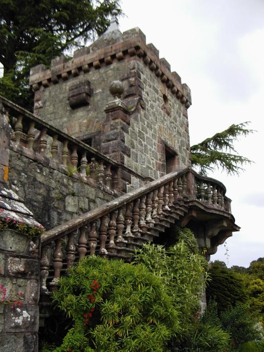 Torosay Castle, Isle of Mull