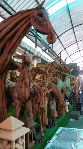 Wood Art, Chatuchak Market