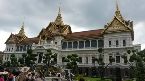 The Exterior of the Grand Palace