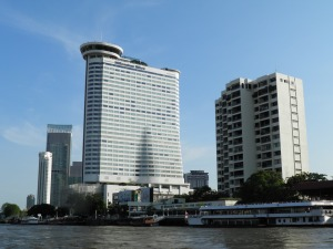 West bank of the Chao Phraya river
