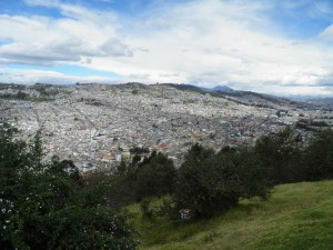 Quito to the South