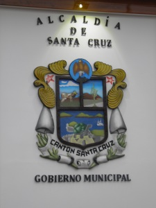 Government Office, Puerto Ayora