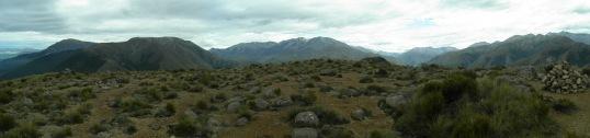 Mt Alford summit
