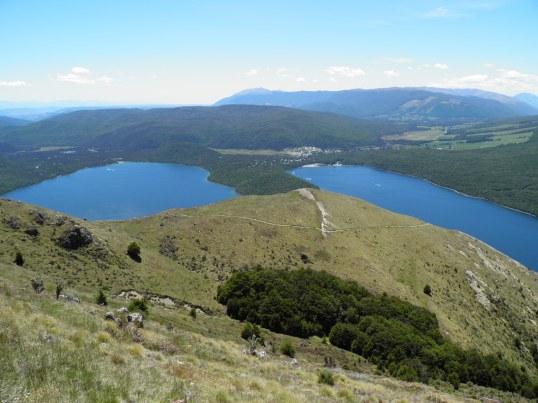 Lake Rotoiti with St Arnaud visible