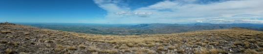 Mt Somer's panorama