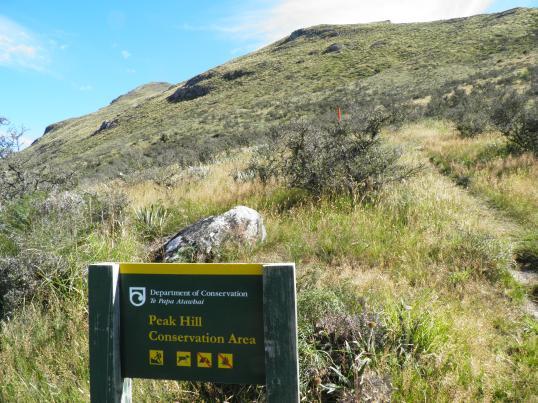 Peak Hill Conservation Area