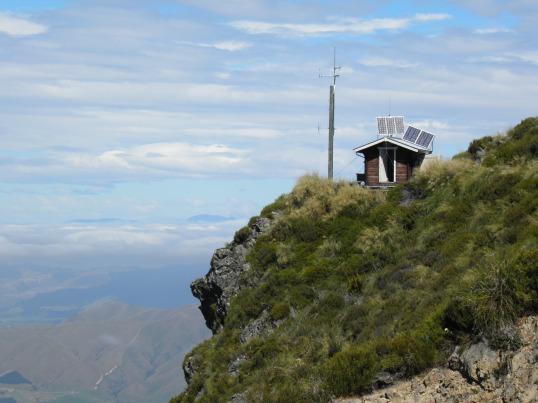 Tristram Harper Memorial Hut