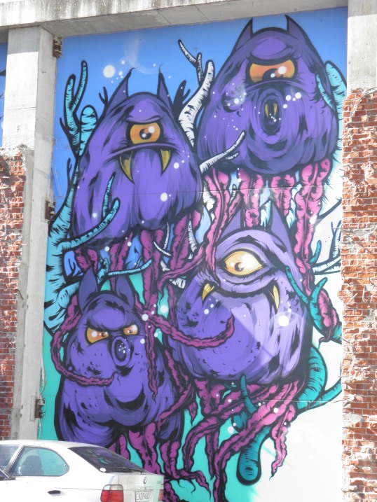 Monsters, Berst, Gloucester Street