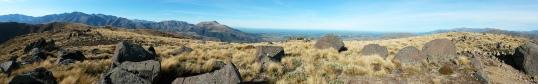 Rocky panorama