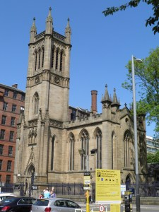 Church in Merchant City