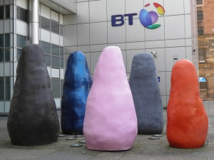 BT Blobs
