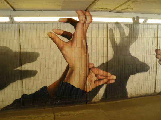 Hand Shadow Puppets, Rogue One