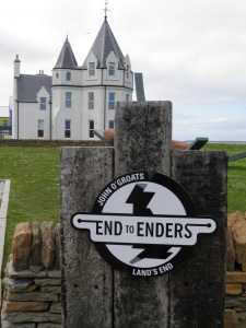 End to End at John O'Groats