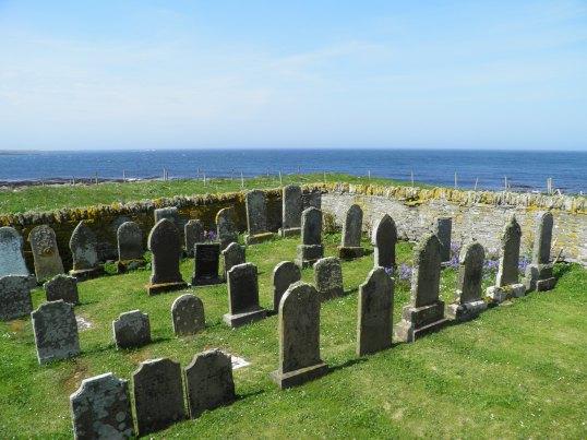 Graveyard at St Boniface Kirk