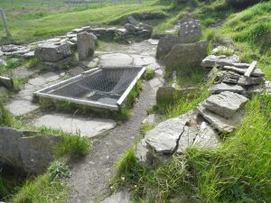 Bronze Age building