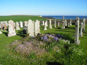 Orphir cemetery