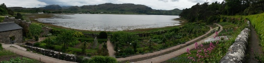 Inverewe Gardens by Loch Ewe