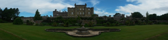Panorama at Culzean Castle