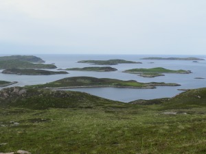 Summer Isles viewed from Tanera Mor