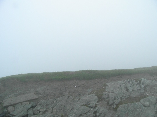 View from the summit of Ben Lomond