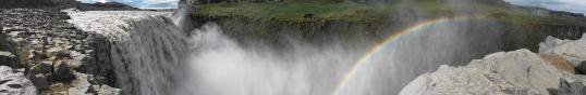 Dettifoss panorama