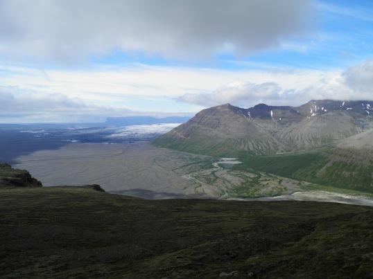 Morsárdalur valley