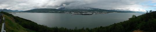 Akureyri panorama
