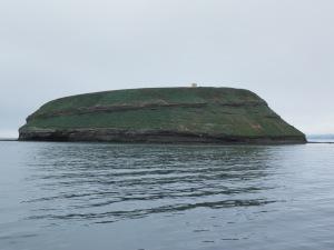 Lundey island