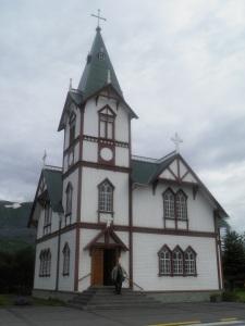Husavik kirk