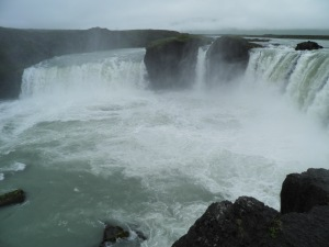 Mists of Godafoss