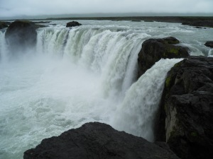 Top of Godafoss