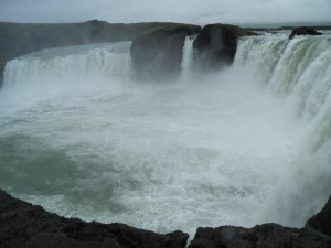 Arc of Godafoss