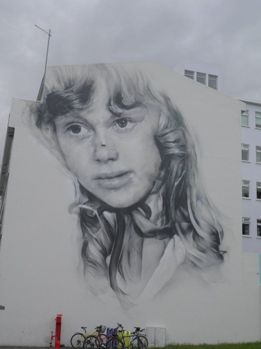 Street Art in Akureyri