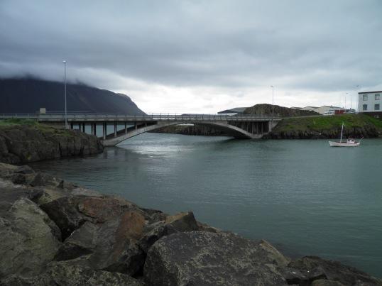 Bridge at Borgarnes