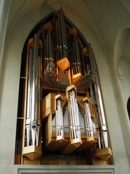 Hallgrímskirkja's organ