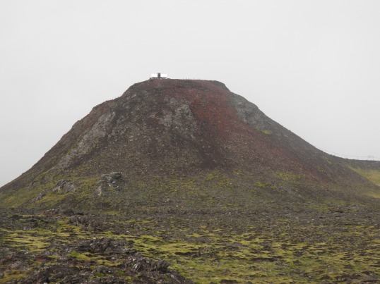 Þríhnúkagígur cone