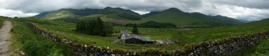 Farm in Glen Falloch
