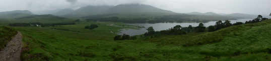 Inveroran and Loch Tulla