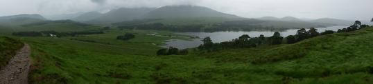 Inveroran and Loch Tulla