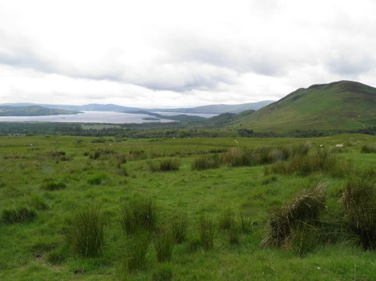 Conic Hill by Loch Lomond