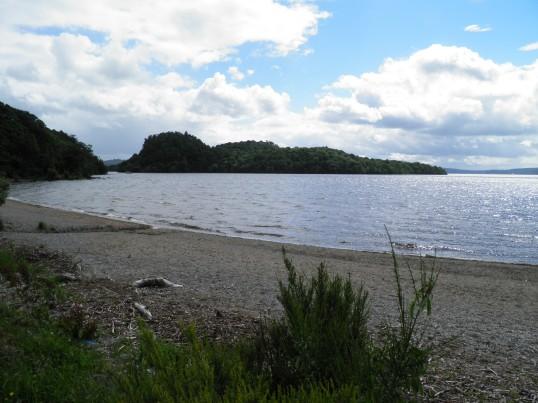 Inchcallioch island